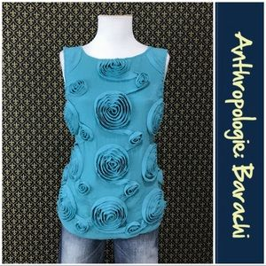 """Anthro """"Whirled Roses Tank"""" by Barachi"""